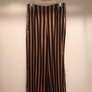 Stripped pants